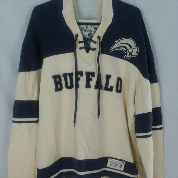 Buffalo Sabres old time hockey throwback jersey. M 5c6bfd51c89e1d22b4ee950d 4d7ba3eda